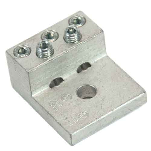 3S6-2S4-HEX 5 wire 5 barrel Grounding lug UL Listed & power distribution