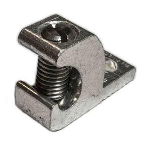 GLC-4DB-P 4 AWG Single wire lug 4-14 AWG wire range Lay in grounding lug