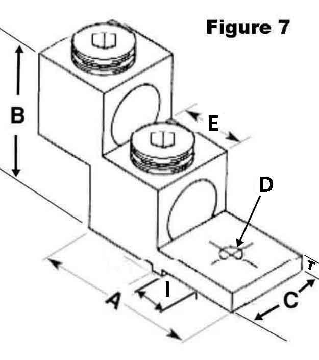 ihi  0tp 0 awg double wire mechanical lug