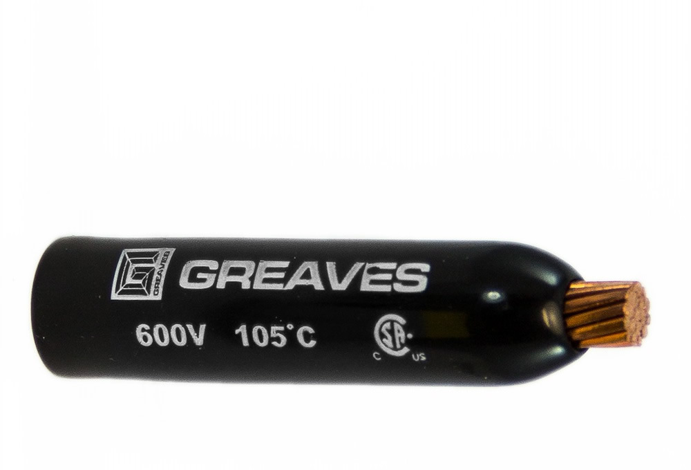 Greaves PT 60FX2 Flex Cable Adapters #2 AWG