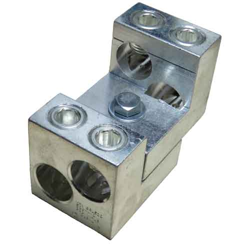 2LS500-41-75 and 2LS500-41-75 dual stacking, nesting, interlocking lugs 6 wire application