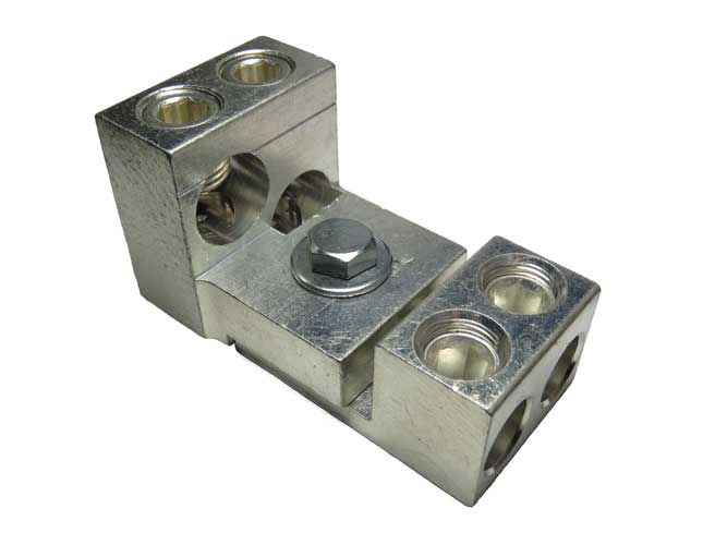 2LS500-TP-41-59 and 2S250 dual stacking, nesting, interlocking lugs 6 wire application