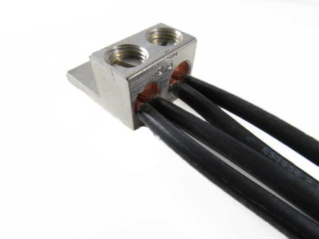 2S1/0 1/0 AWG  four wire application 1/0-14 AWG