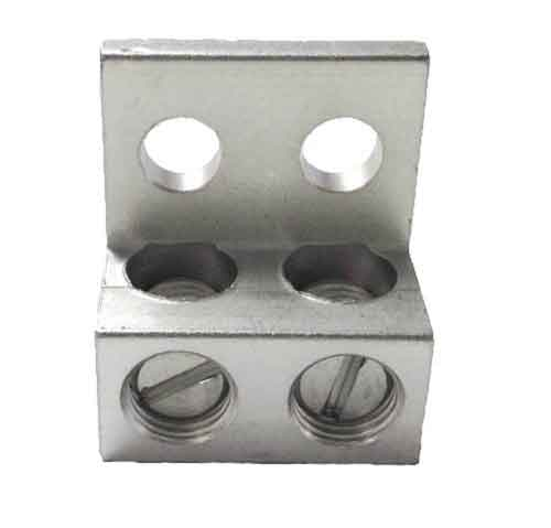 2S2/0-31-42 2/0 AWG Double wire lug  2/0-14 AWG