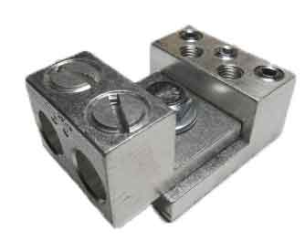 3S6-2S4-HEX and 2S1/0-HEX dual stacking, nesting, interlocking lugs 7 wire application