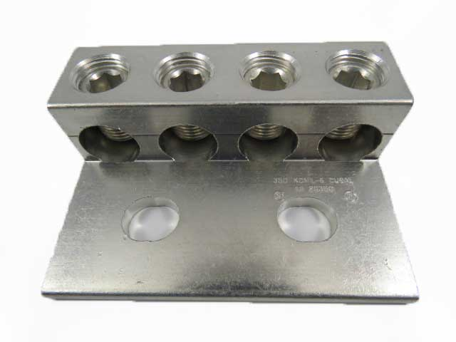 Buy multi wire lugs 4 or more wires per lug at lugsdirect greentooth Gallery