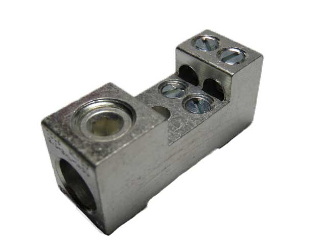 7006, 4 AWG multi wire lug, 4awg - 14awg, multi wire lug 2/0awg-14awg, stacker type, tiered lug, vertical lug, step lug