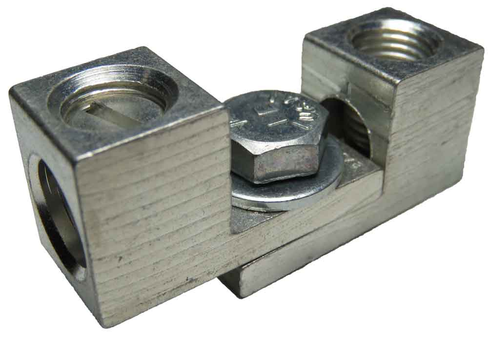 S1/0-34-41 and S2/0-34-44 dual interlocking, nesting, stacking lugs two and three wire application