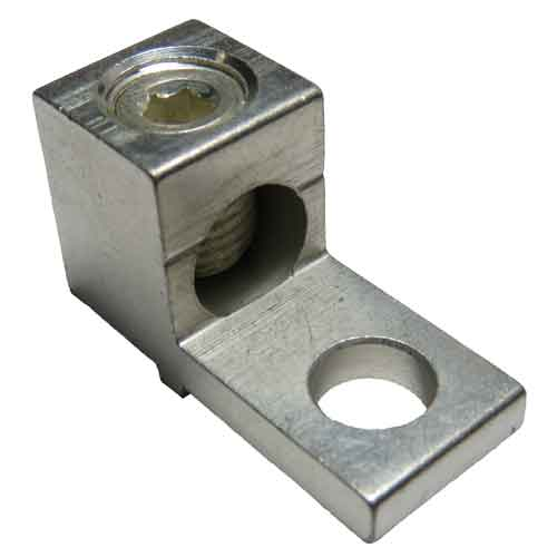 4-14 AWG Box of 100 S4 Single Wire Mechanical Lug