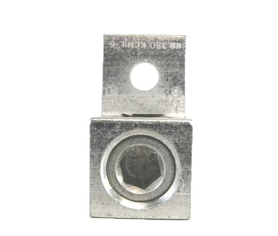 Buy double wire cable lugs 2 wires per lug at lugsdirect s350 350 kcmil double wire lug 350kcmil 6awg greentooth Gallery