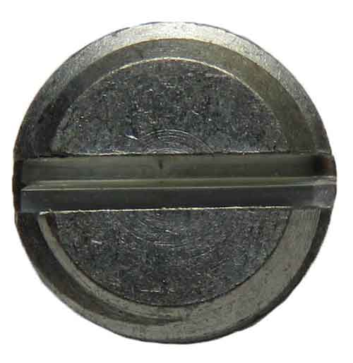 10608 8AWG crimp lug, #8 mounting bolt hole