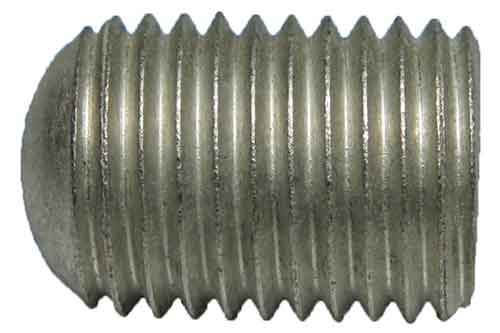11703, 7/16-20 X 5/8 Hex Socket Aluminum Set Screw