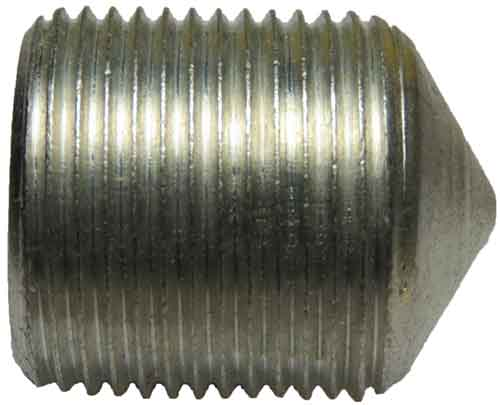 11939, 15/16-16 X 1 1/8 Hex Socket Aluminum Set Screw