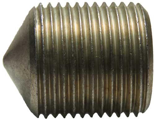 11941-M, 13/16-16 X 1 Hex Socket Aluminum Set Screw
