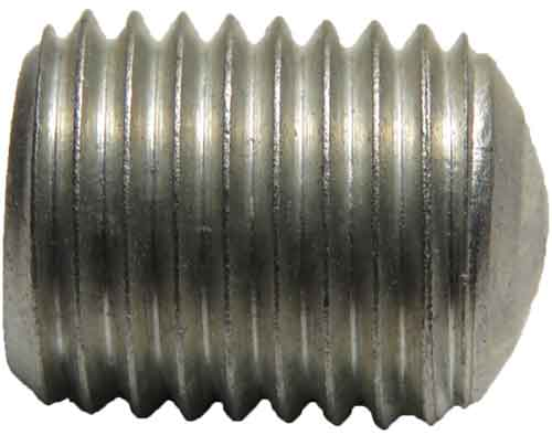 14236, 7/16-20 X .56 Hex Socket Aluminum Set Screw