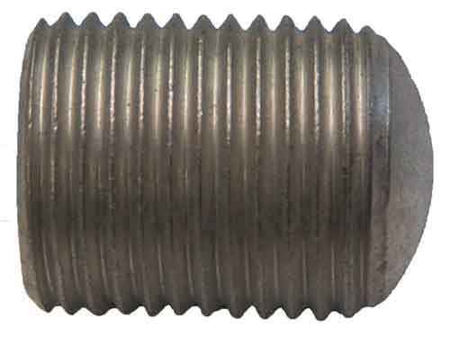 14237, 5/8-18 X .813 Hex Socket Aluminum Set Screw