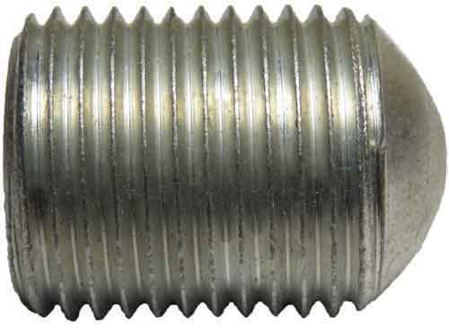 14240, 11/16-16 X .937 Hex Socket Aluminum Set Screw