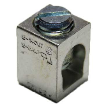 B2A OEM Box Collar Lug 2-14 AWG