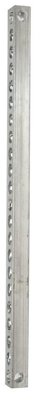 4-22,1,22 4-14 AWG, 20 Circuit 2 Mounting Holes Neutral Ground Bar